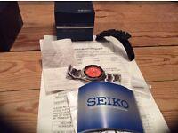 Seiko skx011j automatic Divers watch