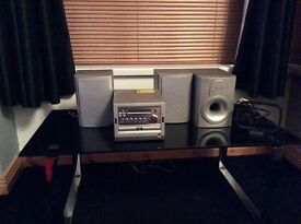 DVD player and sub woofer for sale