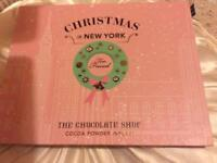 TOO FACED CHRISTMAS IN NEW YORK PALETTE.EYESHADOWS and HIGHLIGHTER.FREE P&P