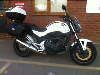Honda NC700 SA-C , just 6,517 miles from new ,Expensive Givvi Luggage with 12 months MOT ,£3,995