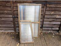 Coldframe - hardwood frame