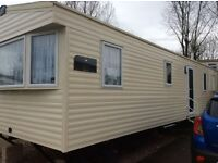Blackpool Marton mere (Haven). Heated caravans to hire.. 2 X 3 bed (heating) and 2 X 2 bed.