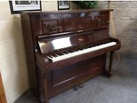 1920 Weber Upright Overstrung Piano with candelabras - CAN DELIVER