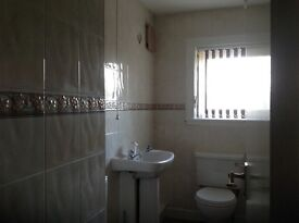 Unfurnished mid terraced two bedroom house for rent