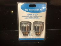 Tap repair-conversion kit still in box new condition