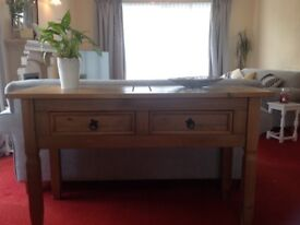 Mixican Pine side Unit for Sale in good condition