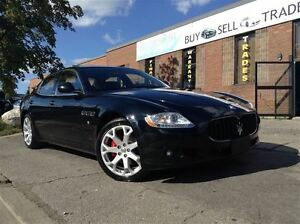 2009 Maserati Quattroporte Executive | FULL AUTO TRANSMISSION