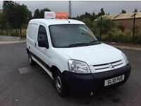 10 plate CITREON BERLINGO diesel low miles years mot