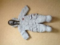 J by Jasper Conran Baby Snowsuit Size 6-9 Months