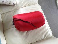 Single sleeping bag. New.