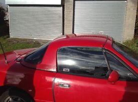 Hardtop for Mazda mx5