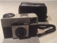 Kodak Instamatic 25 Camera incl. case