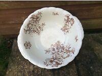 Washstand bowl