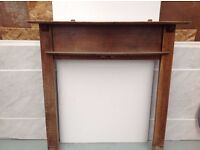 WANTED! - Wooden fire surround like the one advertised in Kingswood last week!