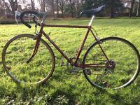 Vintage Refurbished Elswick Road Bike (54cm/21inch frame)