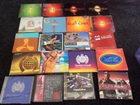 Cd collection job lot,,house,,garage,,r&b,,soul,,indie,,allsorts,,,boot fair etc