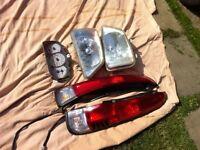 Daihatsu Terios lights 2000 to 2003