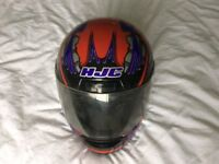 Motorcycle clothing and helmets £50