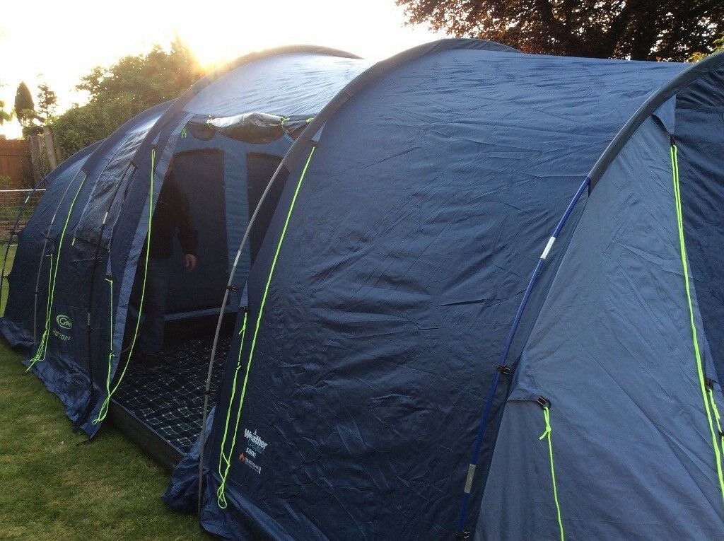 super popular 297bc 1effc For sale 1 Gelert Horizon 8 berth tent including carpet | in Anlaby, East  Yorkshire | Gumtree