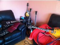 Guitars Amps and Pedals Wanted for cash...Gibson Fender Epiphone etc.