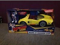 Danger mouse mark iv danger car