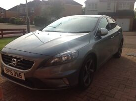 VOLVO V40 R Design Diesel 5 door D2 (120) ***new price