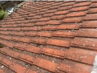 Roof tiles /Redland re nown