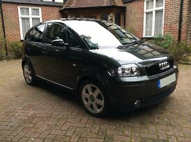 Audi A2 SE One Private Owner 15,250 Miles Only