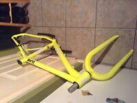 Relisted! Fat Bike Frame/forks/crank