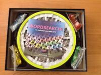 Word search board game