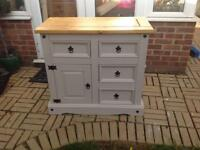 Shabby chic Pine multi chest