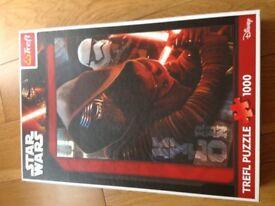 Star Wars jigsaw