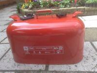 OMC new petrol tank