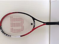 Wilson Tennis Racket Six-One Comp