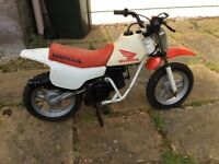 Honda QR50 - a great little bike, used for sale  Perth, Perth and Kinross