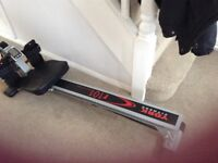 Rowing machine. Excellent condition £25