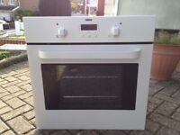 Zanussi Single Built in Fan Oven