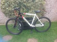 Apollo Evade 20 inch frame 21speed gears.