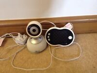 Tomy video baby monitor 71030