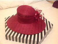 Absolute Bargain! Nigel Rayment Wedding Hat.
