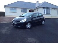 2007 Renault Clio 1.2 16v Expression 3dr ++++ low insurance ++++
