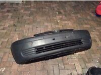 Vauxhall corsa c front bumper fits 2001 to 2006 £15