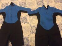 Decathlon boys wetsuits