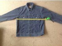 Thomas Burberry cord jacket