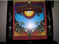Grateful Dead Aoxomoxoa LP Near Mint Reissue