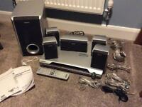 Sony DVD Player/Surround Sound System