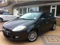 SEPT 2009 FIAT BRAVO 1.6 ECO DIESEL ONE OWNER