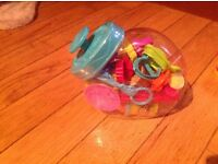 BRAND NEW playdoh candy shop tools