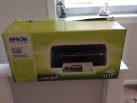 Epson Stylus S20 Document & Photo Printer