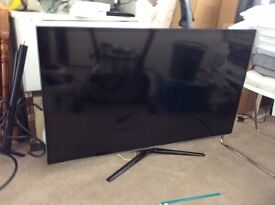 50in Samsung 3D TV for sale